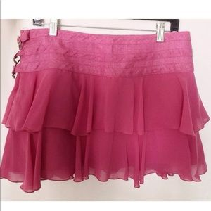 ABS by Allen Schwartz Pink skirt size 8